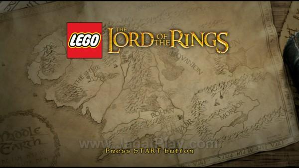LEGO LOTR 1