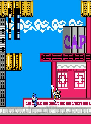 Street Fighter X Mega Man 15