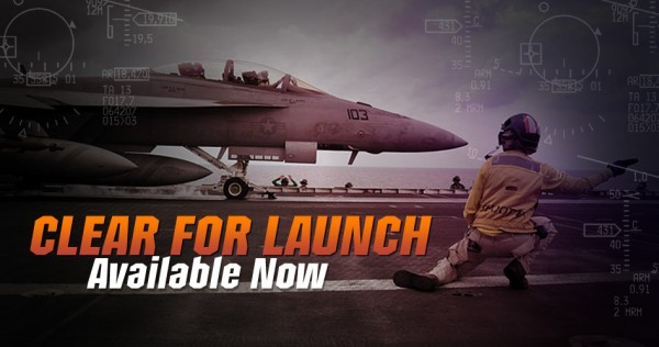 clear for launch available now