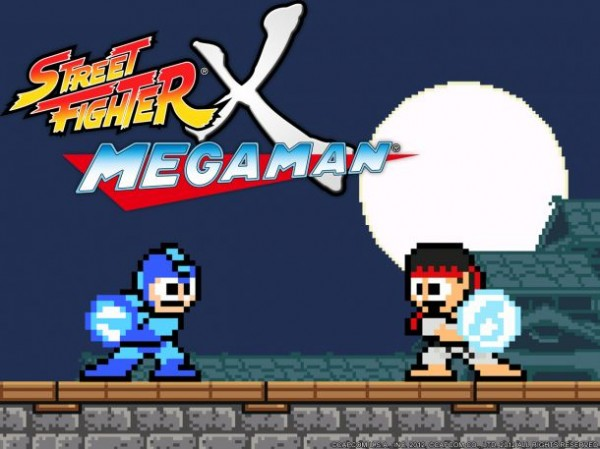 megaman x street fighter1