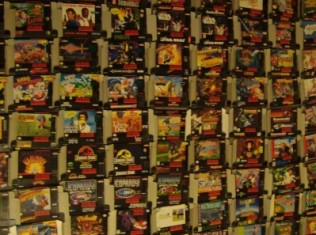 snes collection 12