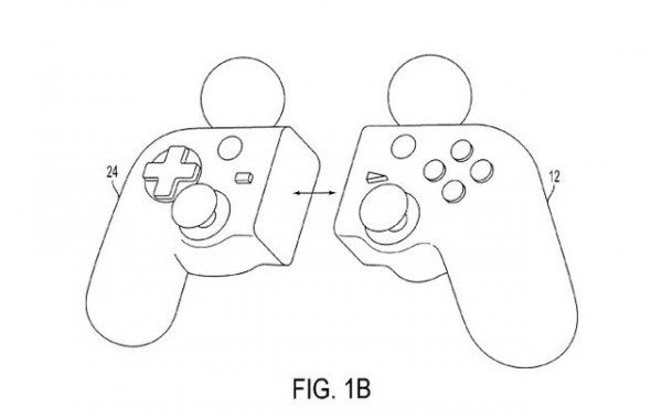 sony new controller
