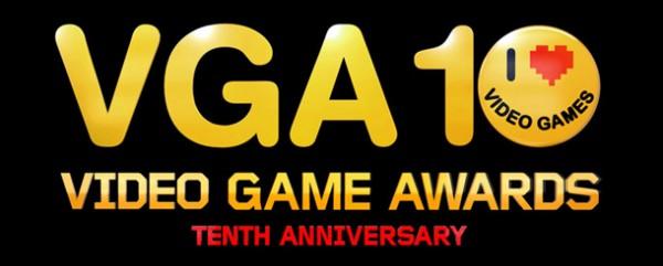 vga awards 2012