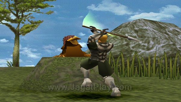 The Legend of Dragoon 33