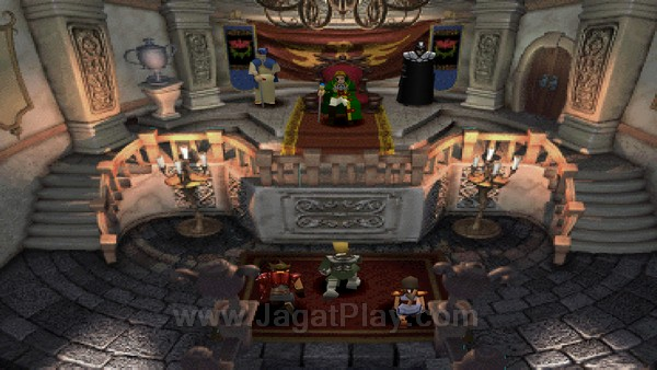 The Legend of Dragoon 46
