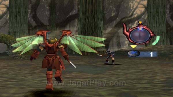 The Legend of Dragoon 76