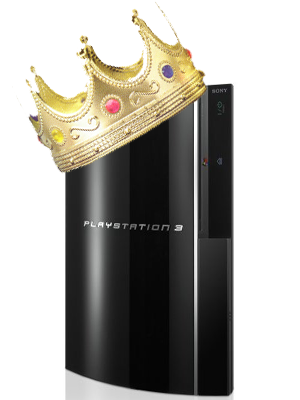 ps 3 king