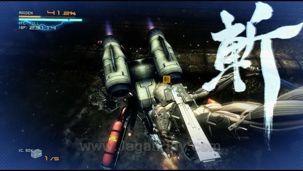 Metal Gear Rising Revengeance 102
