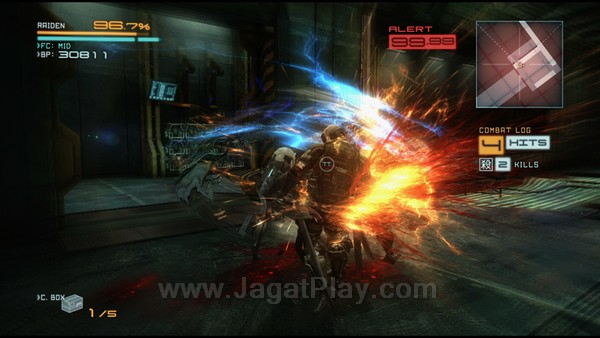 Metal Gear Rising Revengeance 107