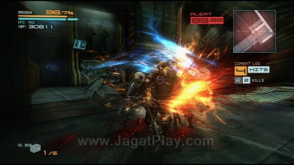 Metal Gear Rising Revengeance 1071