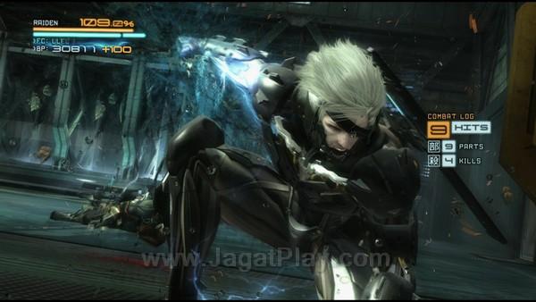 Metal Gear Rising Revengeance 108