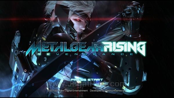 Metal Gear Rising Revengeance 12