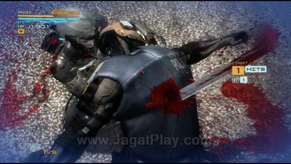 Metal Gear Rising Revengeance 125