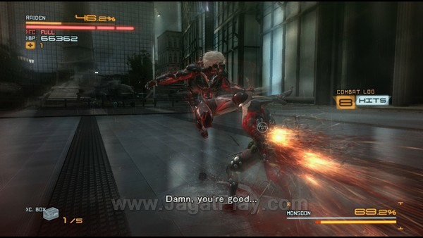 Metal Gear Rising Revengeance 154