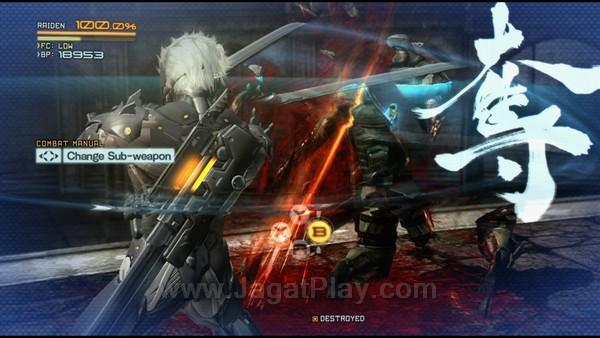 Metal Gear Rising Revengeance 43