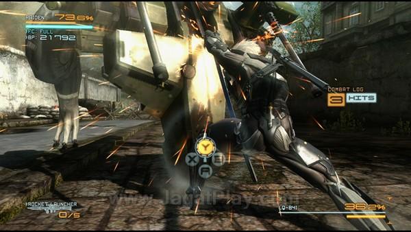 Metal Gear Rising Revengeance 511