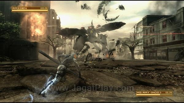 Metal Gear Rising Revengeance 8