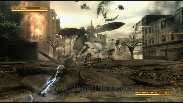 Metal Gear Rising Revengeance 81