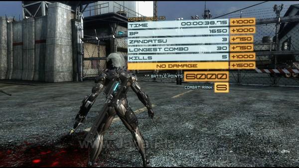 Metal Gear Rising Revengeance PART 2 22