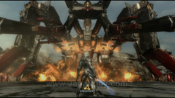 Metal Gear Rising Revengeance PART 2 25