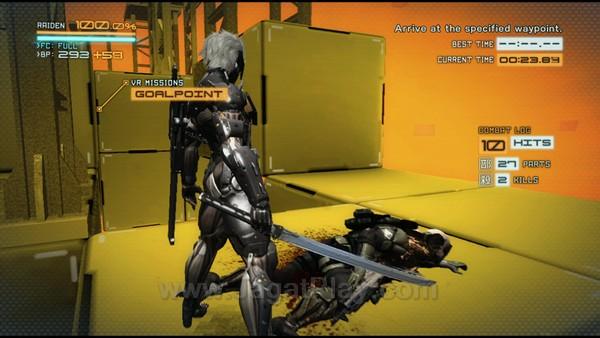 Metal Gear Rising Revengeance PART 2 47