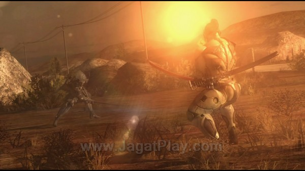 Metal Gear Rising Revengeance PART 2 8