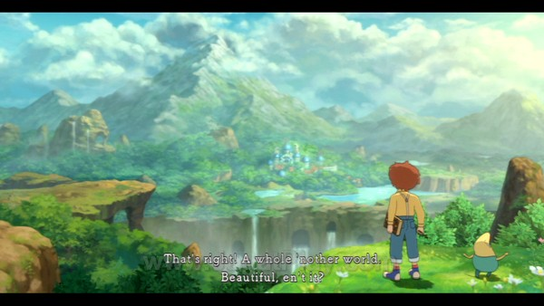 Ni No Kuni Wrath of the White Witch 165