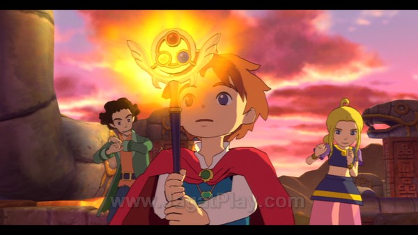 Ni No Kuni Wrath of the White Witch PART 2 41