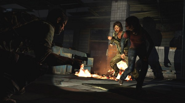 The last of us infected2