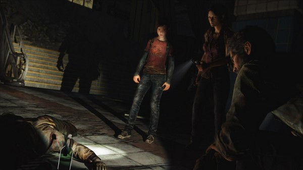 The last of us infected6