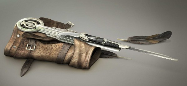 ac connor hidden blade