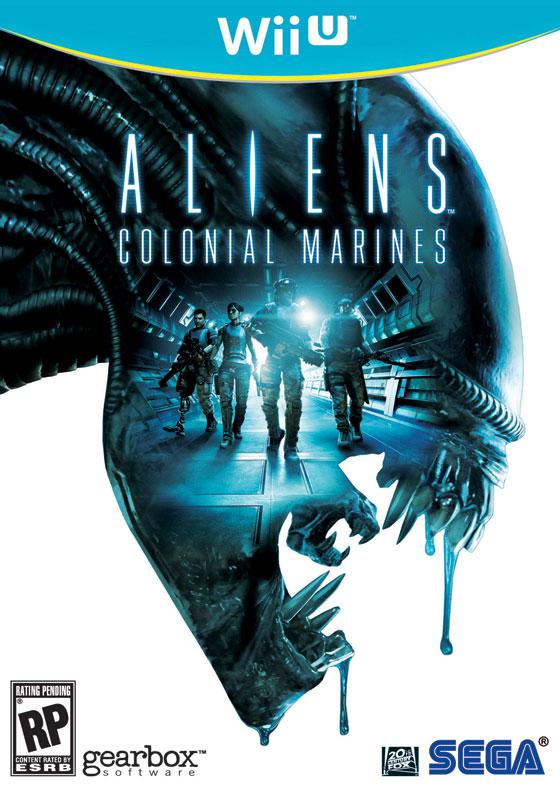 aliens colonial marines wii u