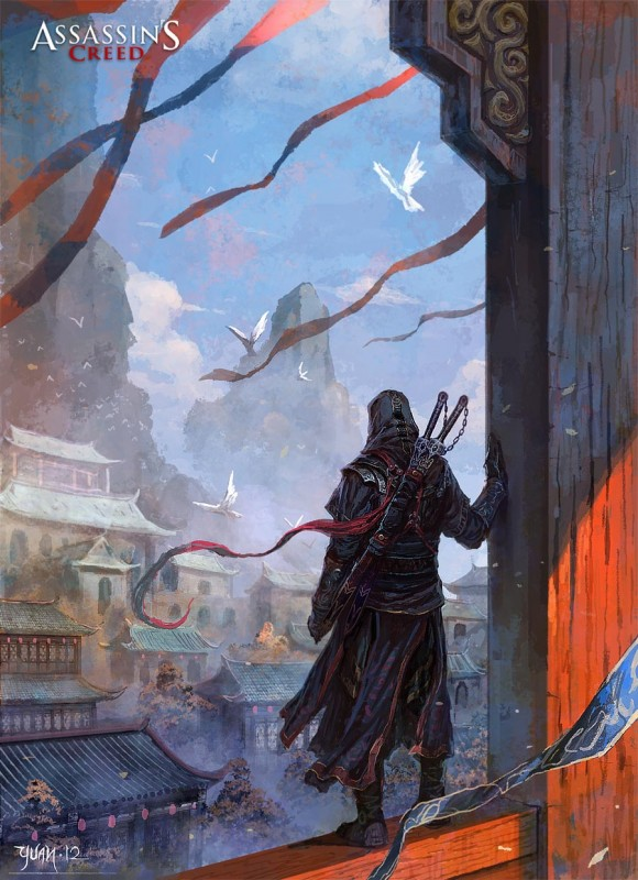 assassin creed chinese