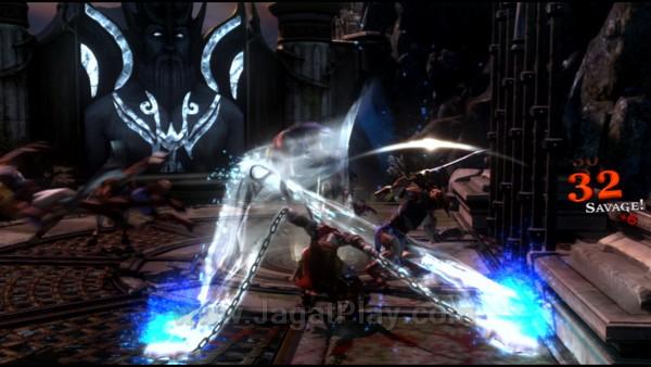 God of War Ascension 85
