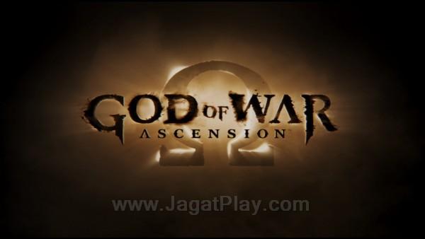 God of War Ascension logo
