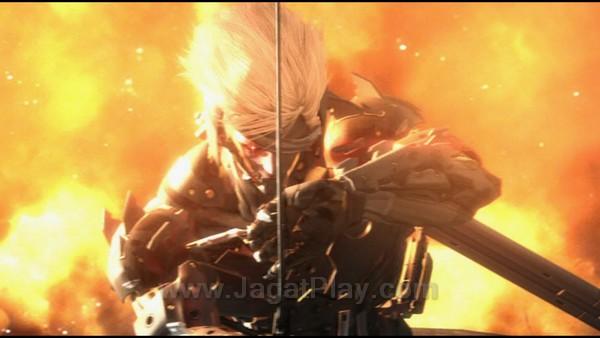 Metal Gear Rising Revengeance PART 2 4
