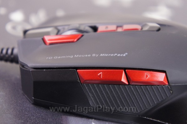 Micropack G3 7D Gaming Mouse 7