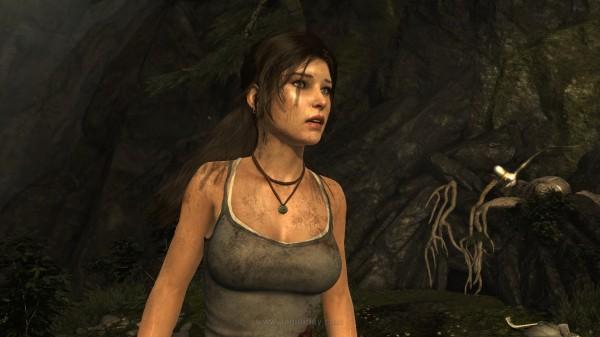 Tomb Raider PC tressfx demo