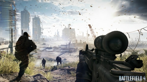 DICE sendiri bahkan mengakui bahwa Battlefield memang tidak kuat di sisi cerita.