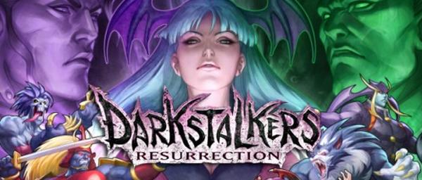 darkstalkter ressurect
