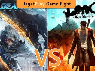game fight mgs rising vs dm