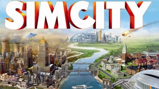 sim city 2013 logo