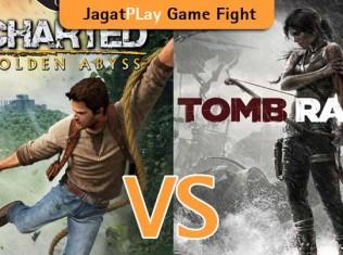 uncharted vs tomb raider