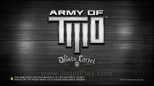 Army of Two The Devil Cartel 1