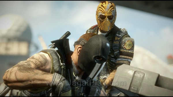 Army of Two The Devil Cartel 107