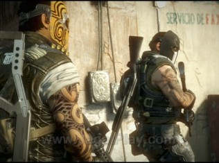 Army of Two The Devil Cartel 114