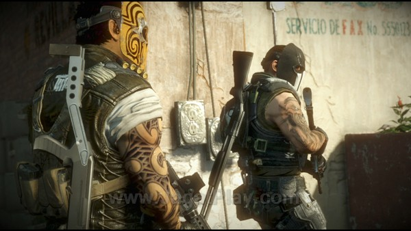 Army of Two The Devil Cartel (114)