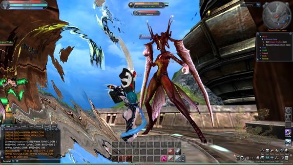Scarlet Blade 33