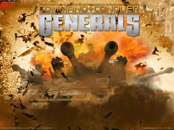 c n c generals