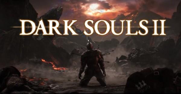 dark souls 2 logo